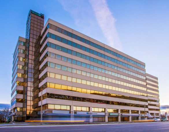 305 Milner Offices, managed by Gulf Pacific Property Management Ltd.